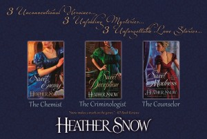 Heather Snow's Unconventional Heroines